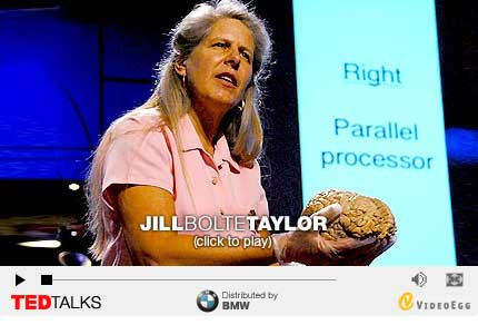 Dr. Jill at TED